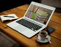 WebSite - Colégio Alicerce
