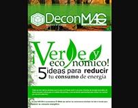N3 DECON MAG revista digital de suscripcion por email