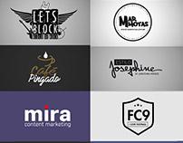 Trabalho de criação de logos / MiraContent.com.br