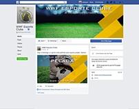 Perfil Facebook WWF Esporte Clube