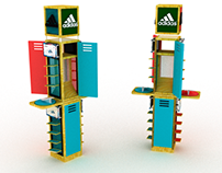 Diseño para adidas colombia