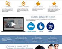 Website: Asegurame 123