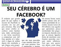 Matéria redigida para o Jornal do Monotrilho - SP