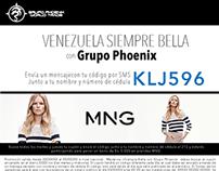 Banners WEB para Grupo Phoenix