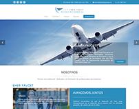 Instituto Elmer Faucett - Rediseño web
