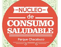 Núcleo de consumo saludable-Vía pública