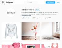 Adequação Instagram @BallettoOfficial