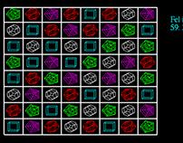 Proyecto de estructuras de datos - Juego gemas