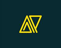 AP logo design