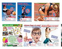 Diseño Publicitario y Editorial - Ilustraciones
