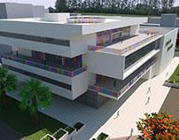 Escola de Belas Artes - TCC