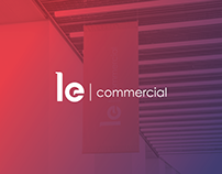 LE Commercial - Brand Identity