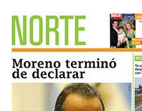 Rediseño Diario Norte