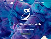 UX / UI design; web page; mailing; social marketing