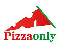 Logotipo Pizza Only