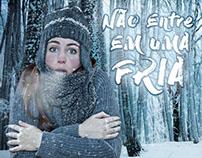 Não entre em uma fria