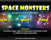 Game Space Monsters