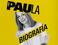 Postales Biograficas//tarjetones Paula Scher