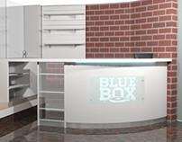 BLUE BOX GYM / Office