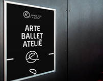 Logo ESPAÇO ARTE E BALLET
