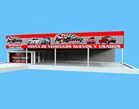 Imagen del Concesionario de Autos Brittany Motor's
