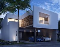Visualizaciones 3d HCA Arquitectos