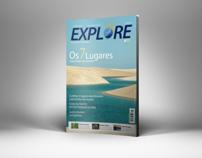 Layout - Revista Explore