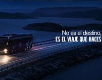 Facebook Volvo Buses México