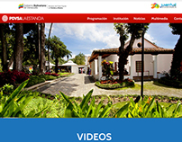PDVSA La Estancia Web