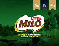 Milo Campaign - Nestlé