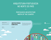 Portuguese Architecture | In The North Of The Country