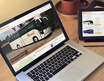 Ap Turismo - Responsive Wordpress Web Design