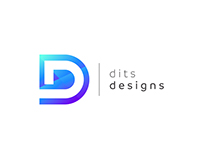 Personal Logo - Dits Designs