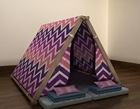 Kibanda Tents - Diseño de Producto