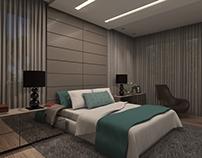 Suíte master | Master bedroom