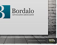 Logotipo - Bordalo Advogados Associados