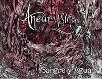 Aneurysma - Sangre y Agua (CD Art)