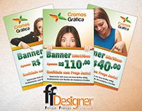 Anúncios Cromos Gráfica