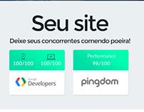 Otimização de velocidade de sites e blogs
