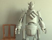 Robot Render