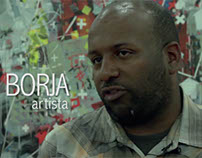 VClip promo exposición Chere Sur - Wilson Borja
