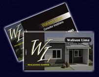 Cartão e Logo C.I. Walison Lima