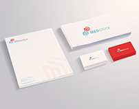 Logo - Distribuidora Medstock