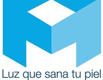Tríptico para Fototerapia México