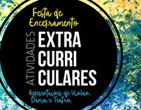 Evento | Atividades Extracurriculares