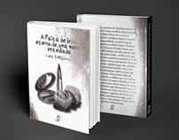 Desenvolvimento de capa, lombada e quarta capa de livro
