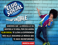 Inconfundible | CLUB SOCIAL