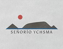Logo and Brand Identity - Señorío Ychsma