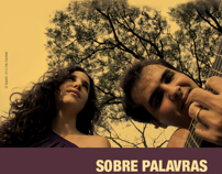Sobre Palavras - Turnê Paulista ProAC - 2013
