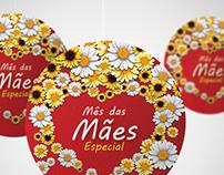 Campanha Mês das Mães - Drogarias Tamoio
